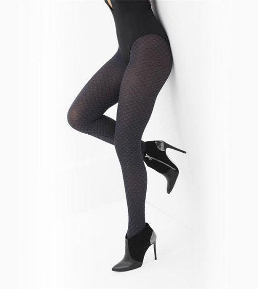 Cette panty Como 60 Den D 822-12-Black