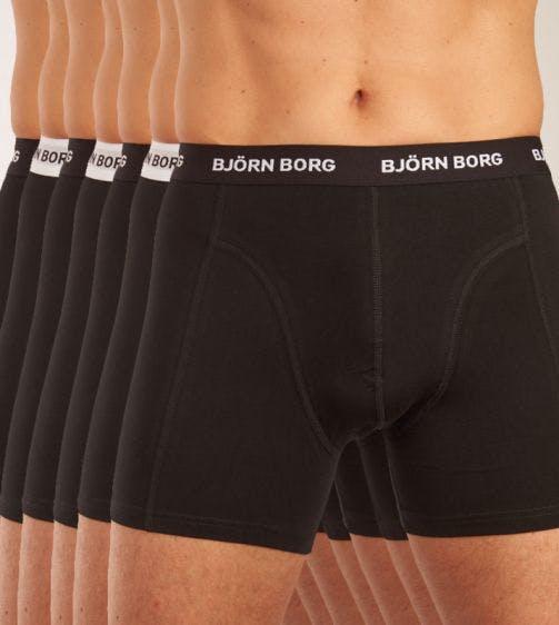 Björn Borg short 7 pack Essential Shorts For Him H 9999-1303-90011