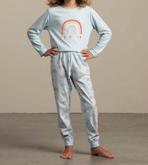 Eskimo pyjama lange broek Color Me Happy M
