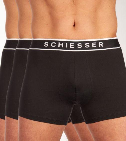 Schiesser short 3 pack 95/5 H