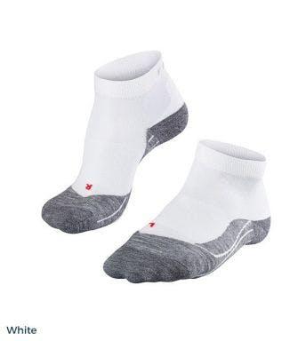 Falke kousen Running Short Ergonomic Sport System D White 16706-White