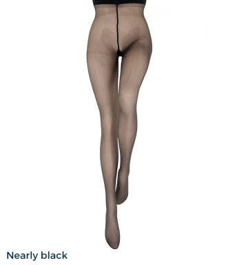 Le bourget panty Couture Collant Perfect chic 40D Nearly black