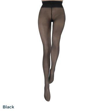 Le bourget panty Héritage Collant Luxe 10D Noir