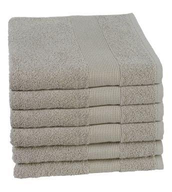 Jules Clarysse handdoek Viva sand
