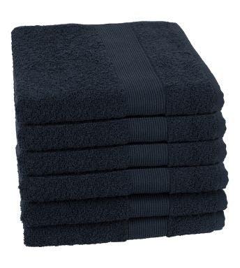 Jules Clarysse handdoek Viva navy