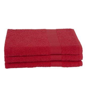 Jules Clarysse linge de bain Viva red