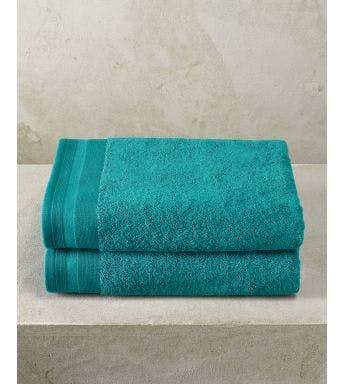 De Witte Lietaer handdoek Contessa lake green