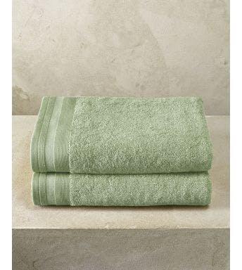 De Witte Lietaer linge de bain Contessa sea green