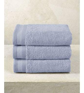 De Witte Lietaer linge de bain Contessa stone blue