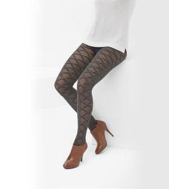 Cette panty Bern 50 Den D 823-12-Chartreux