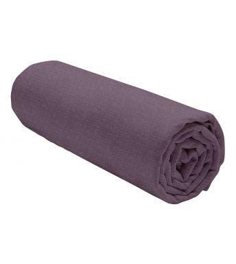 Today drap-housse Uni figue coton