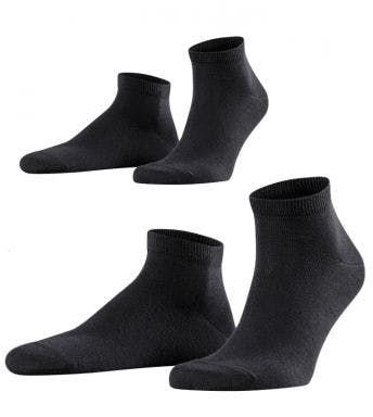 Falke kousen Happy socks H Black 14606-3000