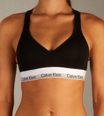 Calvin Klein bh top Bralette Lift D QF1654E-001