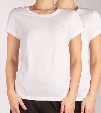 Calvin Klein t-shirt 2 pack Crew Neck CK ONE D 000QS6442E-100