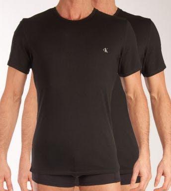 Calvin Klein T-shirt 2 pack Crew Neck CK ONE H 000NB2221A-001