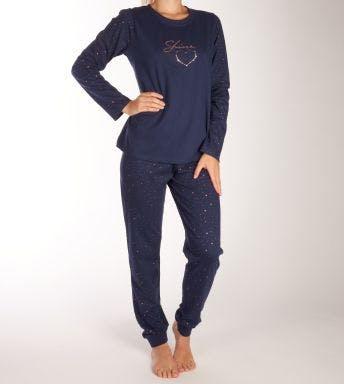 Eskimo pyjama lange broek Shine D 11.13.40011