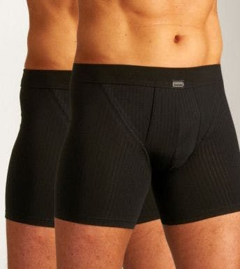SCHIESSER SHORT 2 PACK AUTHENTIC SHORT