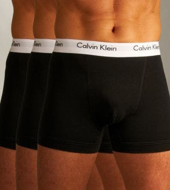CALVIN KLEIN underwear SHORT 3 PACK