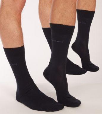 Hugo Boss sokken 2 paar RS Uni H 50388437-401