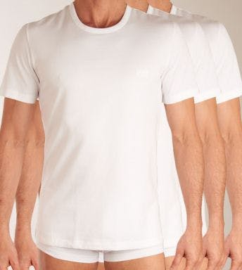 Hugo Boss T-shirt 3 pack Pure Cotton H 50325388-100