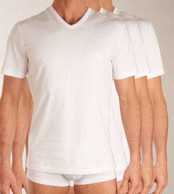 Hugo Boss T-shirt 3 pack Pure Cotton H 50325389-100