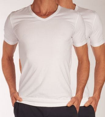 Hugo Boss T-shirt 2 pack V-neck H 50325408-100