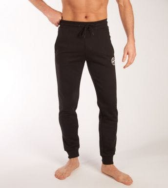 Jack & Jones homewear lange broek JJIGORDON JJSHARK Sweat Pants H 12165322-BLA