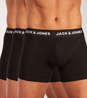 Jack & Jones short 3 pack JacAnthony H 12171944-BLA