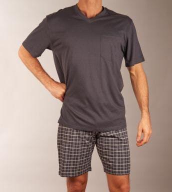 Schiesser pyjama korte broek H 159636-203