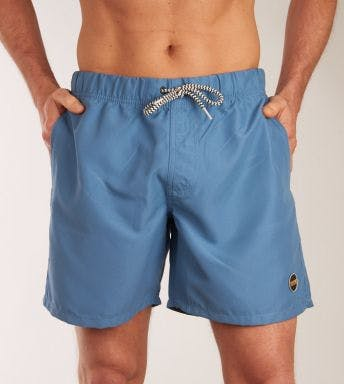 Shiwi zwemshort Solid Mike Yacht Navy H 4100111000-664