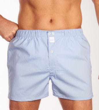 Sixtine's boxershort Full Light Blue H