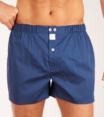 Sixtine's boxershort Marine H blauw
