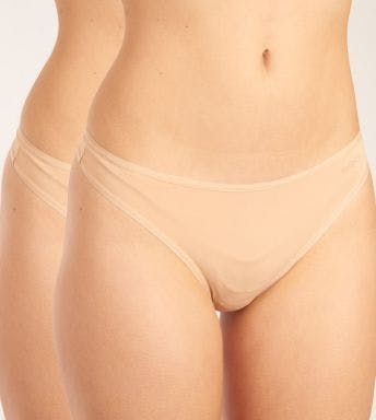 Skiny string 2 pack Advantage Micro thong D 085721-2409