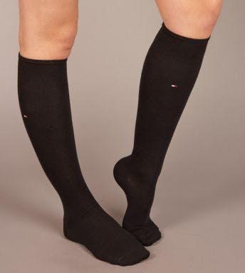 Tommy Hilfiger socks Womens Sock D 443030001-563 donkerblauw