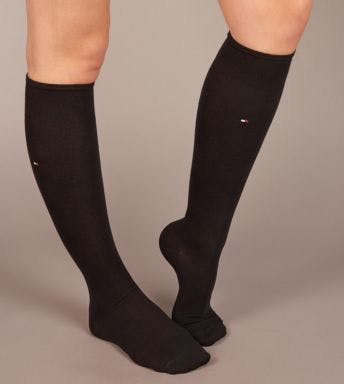 Tommy Hilfiger socks Womens Sock D 443030001-200 zwart