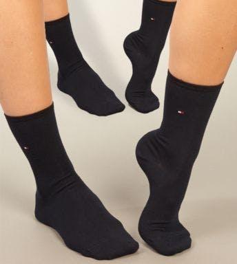 Tommy Hilfiger Socks 2 Pack Women Sock Casual D 371221-563