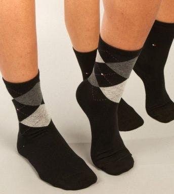 Tommy Hilfiger socks 2 paar Womens Sock D 443016001-200