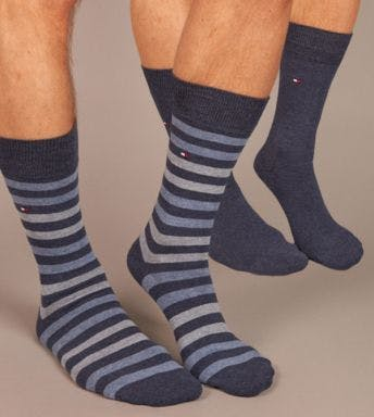 Tommy Hilfiger socks 2 paar Men Sock H 472001001-356