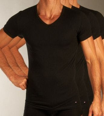 Tommy Hilfiger T-shirt 3 pack Premium Essentials V-neck H 2S87903767