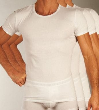 Tommy Hilfiger T-shirt 3 pack Premium Essentials Crew Neck H 2S87905187-100