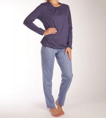 Schiesser pyjama lange broek D 161069-527