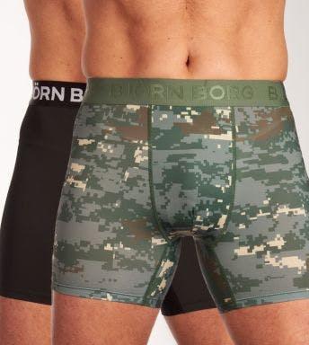Bjorn Borg short 2 pack Sportswear H