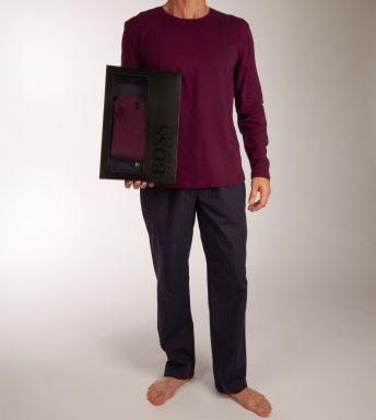 Hugo Boss pyjama lange broek Urban Long Set H