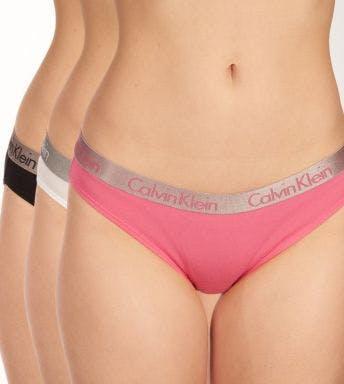 Calvin Klein slip 3 pack Bikini D