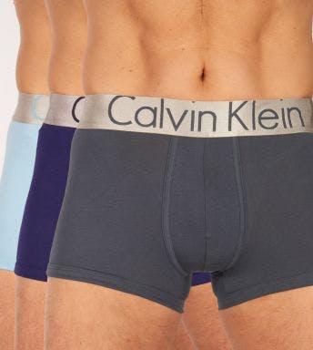 Calvin Klein short 3 pack Trunk H