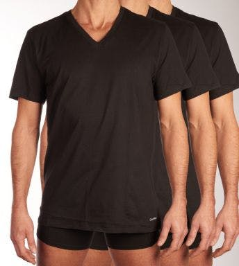 Calvin Klein T-shirt 3 pack V-Neck H