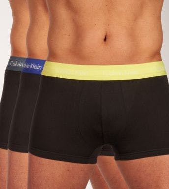 Calvin Klein short 3 pack Low Rise Trunk H