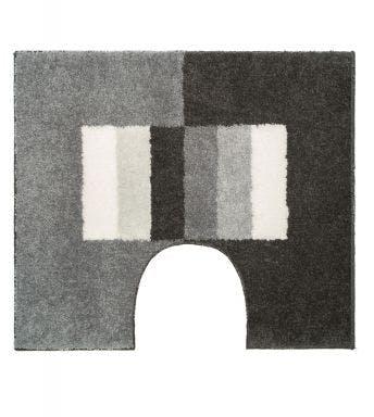 Casilin wc-mat Elba grey