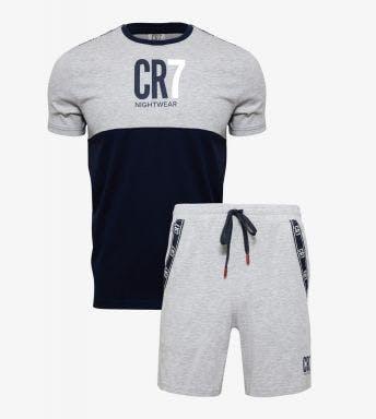CR7 pyjama korte broek Kids J