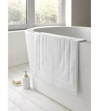 De Witte Lietaer badmat Hélène white